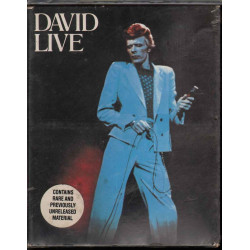 David Bowie MC7 David Live (David Bowie At The Tower Philadelphia) Sig 0077779536245