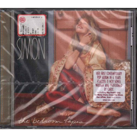 Carly Simon CD The Bedroom Tapes Nuovo Sigillato 0078221462723
