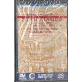 Mozart MC7 Symphonien Nr 32 & Nr 36 U. A. / Teldec 4.43108 CY Sigillata