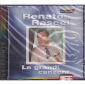Renato Rascel CD Le Grandi Canzoni / RCA Serie Orizzonte Sigillato 0743217107123