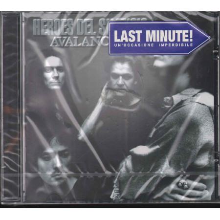 Heroes Del Silencio CD Avalancha / EMI 7243 8 35530 2 0 Sigillato