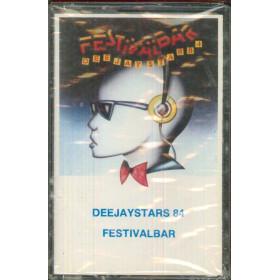 AA.VV MC7 Dee Jay Star - Festivalbar '84 / Five – 50 FM 13525 Sigillata