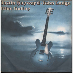 "Justin Hayward & John Lodge Vinile 45 giri 7"" Blue Guitar / Threshold TH21 Nuovo"