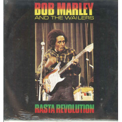 Bob Marley & The Wailers ‎Lp Vinile Rasta Revolution / OUT LP 25020 Sigillato