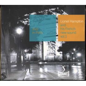 Lionel Hampton CD Lionel Hampton And His French New Sound Vol1 Sig 0731454940528