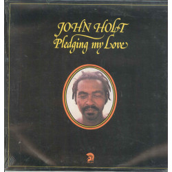 John Holt ‎Lp Vinile Pledging My Love / Trojan Records OUT-ST 25034 Sigillato