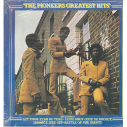 The Pioneers Lp Vinile The Pioneers Greatest Hits / OUT OUT-ST 25023 Sigillato