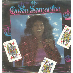 Queen Samantha ‎Lp Vinile Queen Samantha (Omonimo Same) OUT OUT-ST 25027 Nuovo