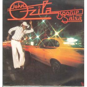 John Ozila Lp Vinile Boogie Salsa / Rifi VGL-ST 60502 Sigillato