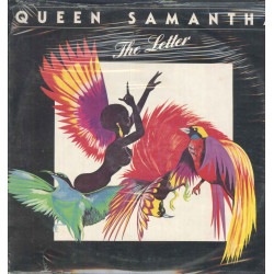 Queen Samantha Lp Vinile The Letter / OUT OUT-ST 25007 Sigillato