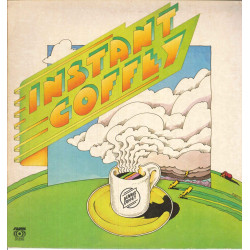 Dennis Coffey ‎Lp Vinile Instant Coffey / Sussex ‎SEX ST 43002 Nuovo