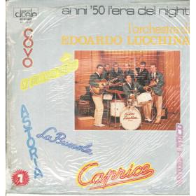 L'Orchestra Di Edoardo Lucchina Lp Vinile Anni '50 L'Era Del Night Durium Nuovo