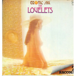 The Lovelets ‎Lp Vinile Erotic Sax 7 Raccolta Sex Cover Rifi ‎RDZ-ST 14257 Nuovo