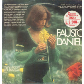 Fausto Danieli Lp Vinile Omonimo Same Cetra DPU 24 Double Music Gatefold Nuovo