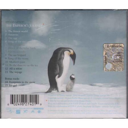 Emilie Simon  CD The Emperor's Journey La Marcia dei Pinguini Sig. 0602498274019