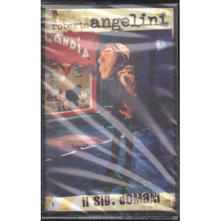 Roberto Angelini MC7 Il Sig. Domani / Virgin EMI 810015 4 Sigillata