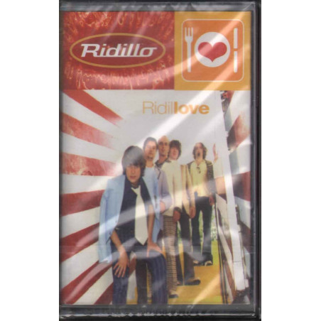 Ridillo MC7 Ridillove / Best Sound 557 034-4 Sigillata