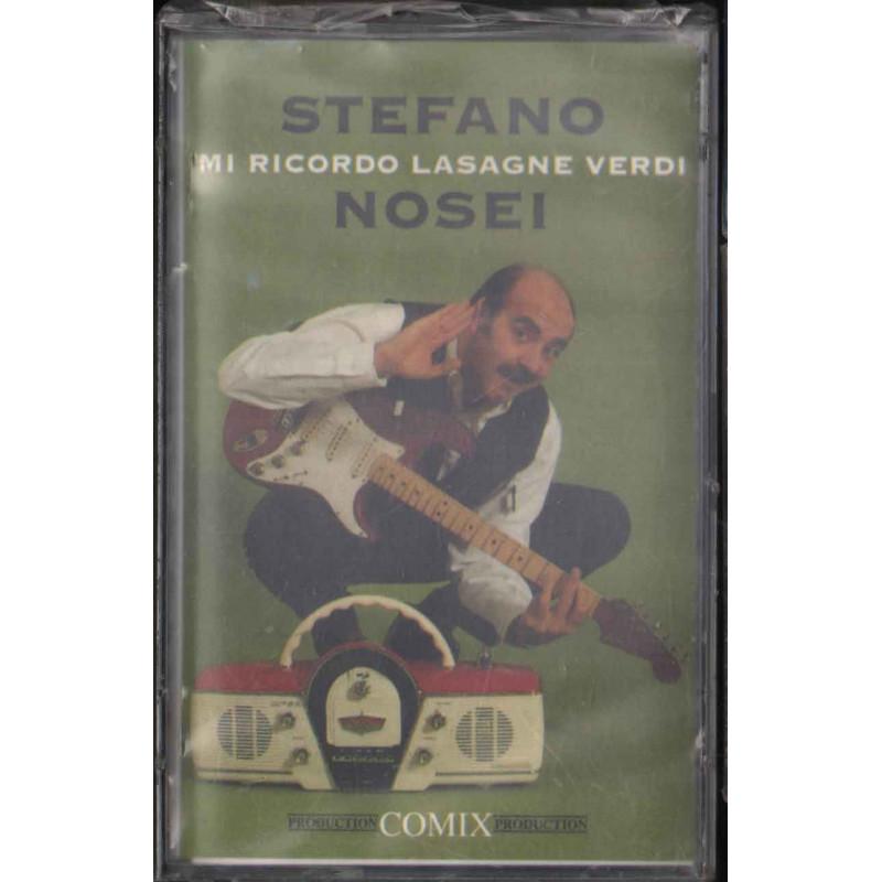 Stefano Nosei MC7 Mi Ricordo Lasagne Verdi / BMG Comix Sigillata