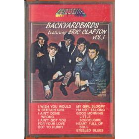 Backyardbirds Featuring Eric Clapton MC7 Vol 1 / Ricordi – ORK 78718 Sigillata