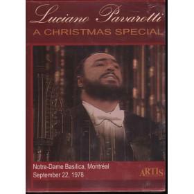 Luciano Pavarotti DVD CD A Christmas Special / Cramp Records Sigillato