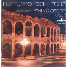 Complesso Stelvio Cipriani Lp Vinile Notturno Dall'Italia Vol II / Rifi Nuovo