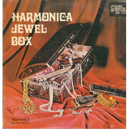 Harry Pitch Lp Vinile Harmonica Jewel Box / Saint Martin SMR 2003 Nuovo