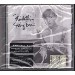 Phil Collins CD Going Back / Atlantic ‎075678924484 Sigillato