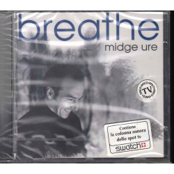 Midge Ure ‎‎CD Breathe / BMG Arista ‎74321346292 Sigillato