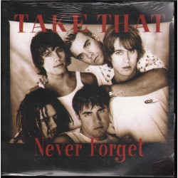 Take That ‎‎Cd'S Singolo Never Forget / RCA ‎74321 29995 2 Sigillato