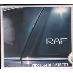 Raf CD Passeggeri Distratti / Sony BMG Columbia 88697090462 Sigillato
