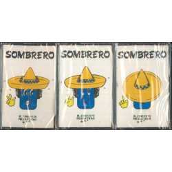 AA.VV 3x MC7 Sombrero / Il Discotto Productions ‎– ART 1040 Sigillata