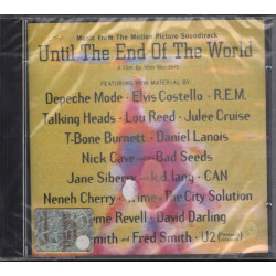 AA.VV. CD Until The End Of The World OST Soundtrack Sigillato 0075992670722
