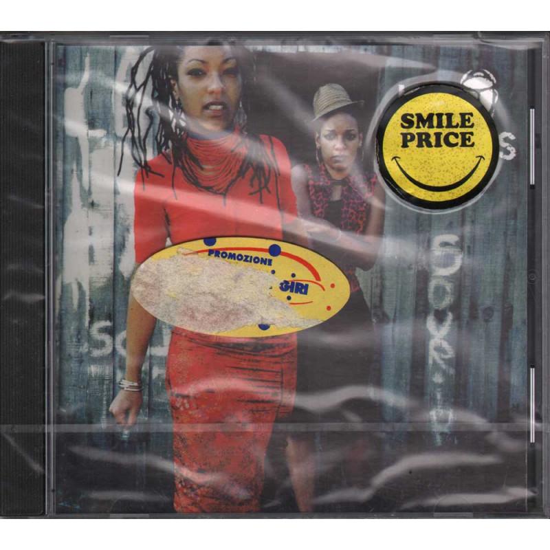 Les Nubians - - CD Princesses Nubiennes Nuovo Sigillato 0724384826925