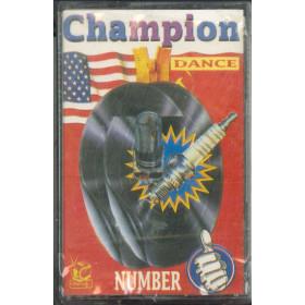 AA.VV MC7 Champion Dance Number 1 / Audiogram - MC 4001 Sigillata