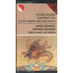 Romero, Shearing MC7 Claude Bolling Concerto For Classic Guitar Piano Sigillata