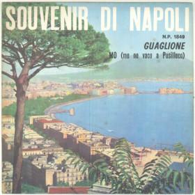 """Mauri Vinile 45 giri 7"""" Guaglione / Mo (Me Ne Vaco A Posilleco) Nuovo"""