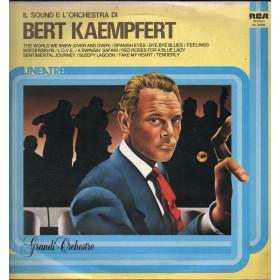 Bert Kaempfert Lp Vinile Il Sound E L'Orchestra Di Bert Kaempfert / RCA Nuovo