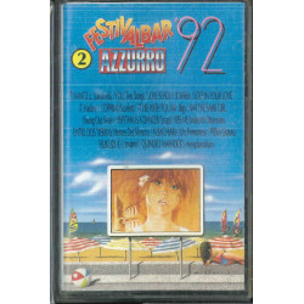 AA.VV MC7 Festivalbar Azzurro '92 (2) / RCA Sigillata 0743211049047