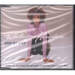 Whitney Houston ‎Cd'S Singolo Step By Step / Arista ‎74321 43766 2 Sigillato