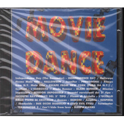 AA.VV. ‎CD Movie Dance Compilation / BMG Creative Music Sigillato