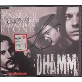 Dhamm Cd'S Singolo L'uomo Di Cartone / Rca 74321-49712-2 Sigillato