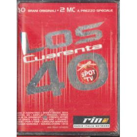 AA.VV 2x MC7 Los Cuarenta 40 / J.V.M. 04.01 MC Sigillata 8022745013130