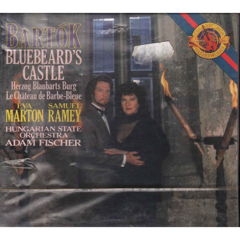 Bartok Eva Marton CD Bluebeard's Castle / CBS Masterworks MK 44523 Sigillato