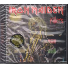 Iron Maiden CD Killers / EMI Sigillato 0724349691704