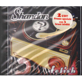 Shandon CD Fetish / Bloom Produzioni - V2 Sigillato 5033197138787