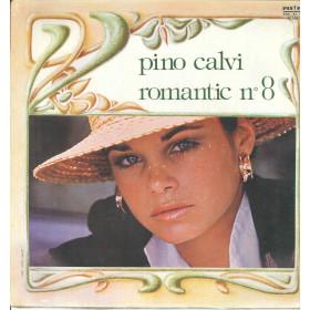 Pino Calvi Lp Vinile Romantic N 8 / Rifi RDZ-ST 14285 Sigillato