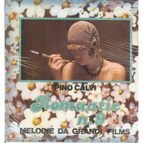 Pino Calvi Lp Vinile Romantic N 9 Melodie Da Grandi Films / Rifi