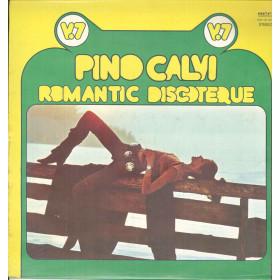 Pino Calvi Lp Vinile Romantic Discoteque V.7 / Rifi RDZ-ST 14270 Sigillato