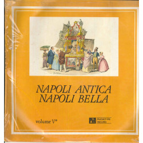 Tipico Napoletano Dal Mo Felice Genta Lp Napoli Antica Napoli Bella V Sigillato