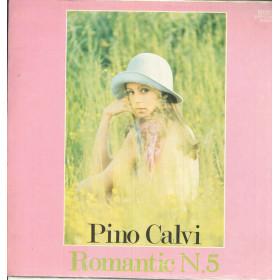 Pino Calvi Lp Vinile Romantic N 5 / Rifi RDZ-ST 14254 Sigillato